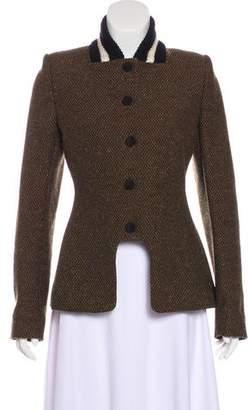Stella McCartney Long Sleeve Knit Jacket