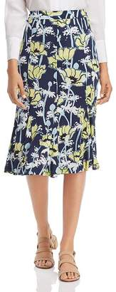 Tory Burch Jada Printed Skirt