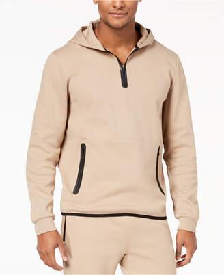 Id Ideology Men's Half-Zip Fleece Hoodie