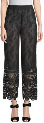 Anna Sui Women's Garden Lace Pants
