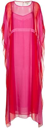 Dhela kaftan long dress
