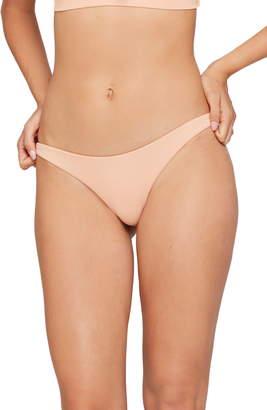 L-Space L Space Camancho Classic Ribbed Bikini Bottoms