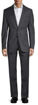 Calvin Klein Classic Wool Suit