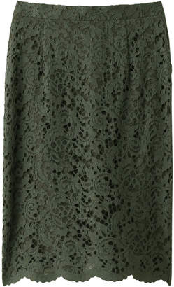 Allureville (アルアバイル) - アルアバイル コードレースタイトスカート