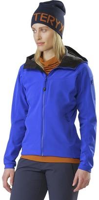 Arc'teryx Gamma MX Hooded Softshell Jacket - Women's