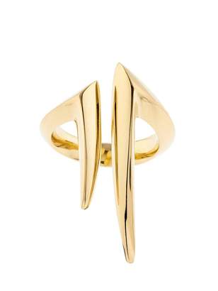 Shaun Leane Yellow-gold split ring
