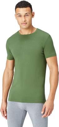 Thermals Men's Heat Gen Underwear Base Layer T-Shirt