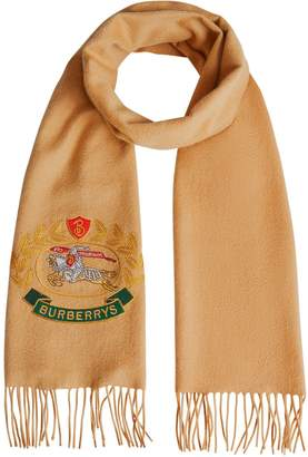 Burberry Classic Archive Logo scarf
