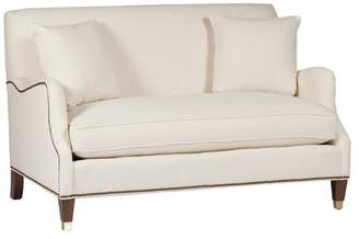 GABBY Gabby Lincoln Saddle Arm Settee