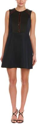 Shoshanna Fit & Flare Dress