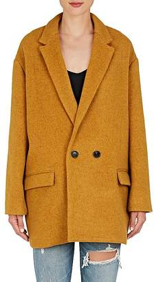 Isabel Marant Women's Filey Wool-Blend Coat