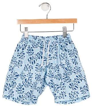 Oscar de la Renta Boys' Printed Shorts