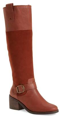 Lucky Brand Kailan Ankle Strap Tall Boot