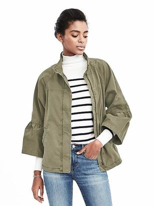 Military Full Sleeve Jacket $128 thestylecure.com