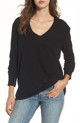 Women's Bp. V-Neck Sweater $39 thestylecure.com