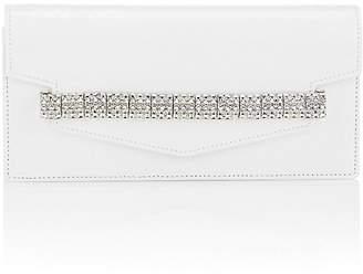 Calvin Klein Women's Python Envelope Clutch