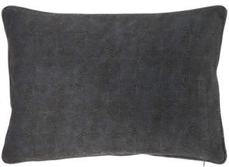 "Legacy Shagreen Pillow, 14"" x 20"""