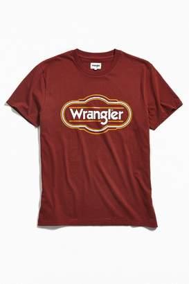 Wrangler Seasonal Logo Tee