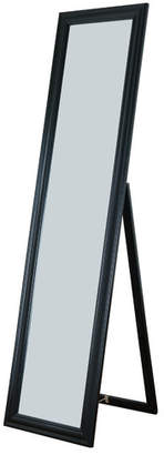 Alcott Hill Rectangle Rubberwood Standing Wall Mirror