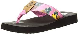 Yellow Box Girls' Pinacolada2 Sandal