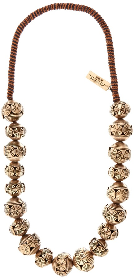 Max Mara WEEKEND MAX MARA Teano necklace