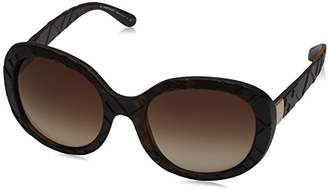Burberry Women's 0BE4218 357813 Sunglasses,56