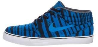 Nike Stefan Janoski Mid Premium Zebra Sneakers w/ Tags