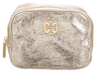 Tory BurchTory Burch Metallic Cosmetic Bag