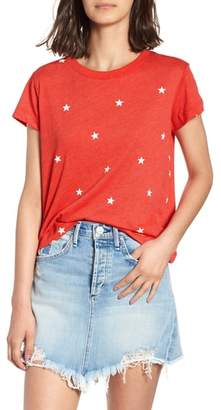 Wildfox Couture Football Star No.9 Tee