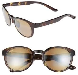 Maui Jim Keanae 49mm Polarized Sunglasses