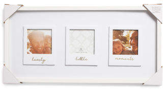 22x11 Little Moments Collage Wall Frame