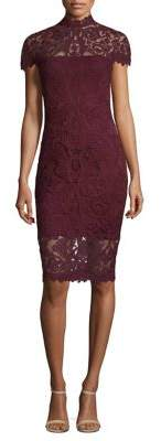 Tadashi Shoji Lace Sheath Dress