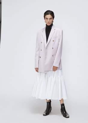 Calvin Klein Double Breasted Blazer