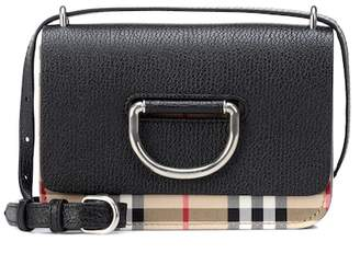 Burberry Mini Vintage Check crossbody bag