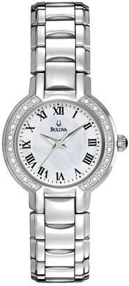 Bulova Women's Classic Quartz Bracelet Watch, 30mm