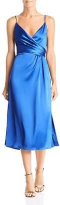 Jill Stuart Faux Wrap Dress