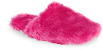 J.Crew Faux Fur Slipper