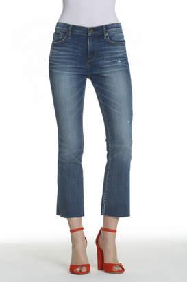 Driftwood Roxy Basic Kick Flare Jean