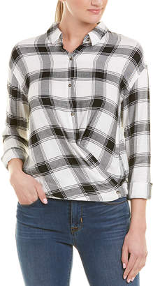 Heartloom Plaid Button-Down Shirt