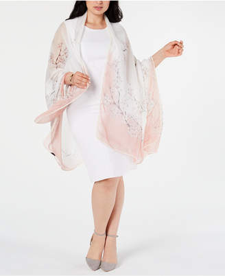 Cejon Cherry Blossom Oversized Wrap
