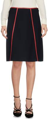 Prada Knee length skirts - Item 35295115GD