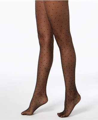 INC International Concepts I.n.c. Swiss Dot Tights, Created for Macy's