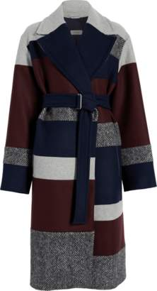 Sportmax Wool Trench Coat