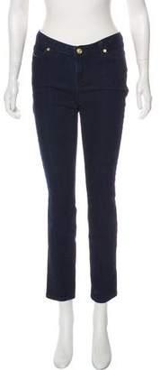 Michael Kors Low-Rise Skinny Jeans