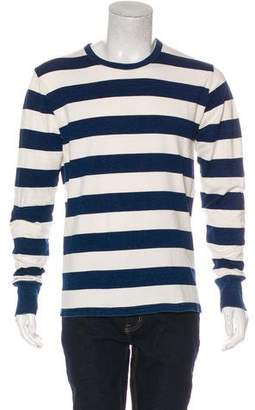 Visvim Striped Long Sleeve T-Shirt