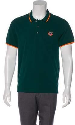 Kenzo Short Sleeve Polo Shirt