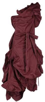 Vivienne Westwood (ヴィヴィアン ウエストウッド) - アンドレアス・クロンターラー フォー ヴィヴィアン・ウエストウッド 7分丈ワンピース・ドレス