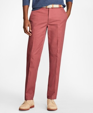 Brooks Brothers Milano Fit Supima Cotton Stretch Chinos
