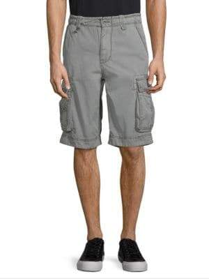 Jet Lag Ripstop Cargo Shorts