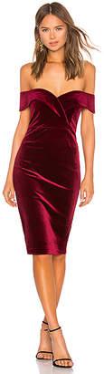 Bardot Bella Velvet Dress